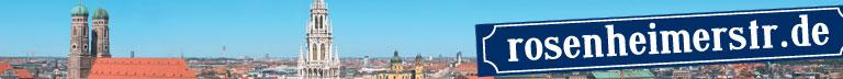 Rosenheimer Str. - Einkaufen & Shopping, Weggehen, Öffnungszeiten und Stadtplan